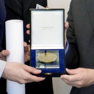 Наградата за европейски гражданин Снимка: Европейски парламент