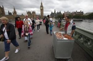 Лондон. Снимка: Европейски парламент