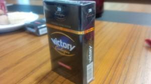 Фалшиви цигари, заловени на турската граница, които имитират българско производство.
