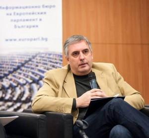 Снимка: Информационно бюро на Европейския парламент в България