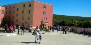 Центърът за бежанци в Пъстрогор