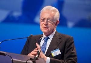 Марио Монти. Снимка: Европейска комисия