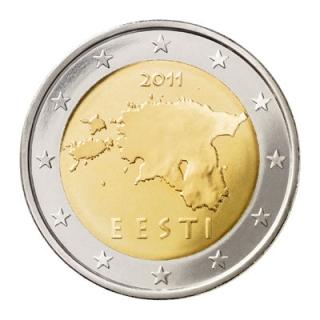 Един от двама естонци пуска неохотно еврото в портфейла си