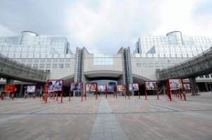 Европейският парламент в Брюксел. Снимка: Европейски парламент