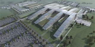 НАТО започна строителство на новата си главна квартира